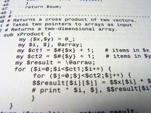 SR&ED claim -software- CTAP